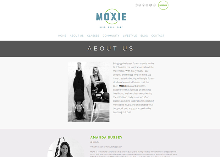 Moxie About