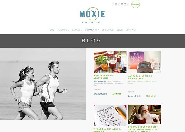 Moxie Blog